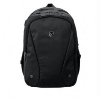 Mochila Notebook Macbook con Carga USB 2600mah Negra
